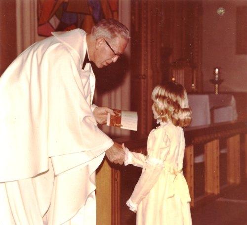 Monsignor Meehan Kerry c 1975
