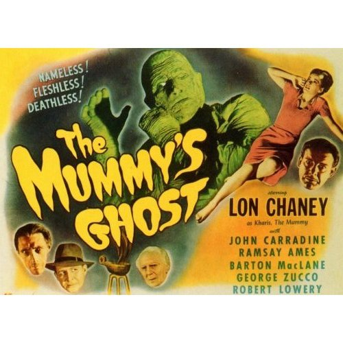 mummy's ghost