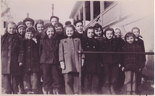 4thGradeStJohn'sWinterof1944