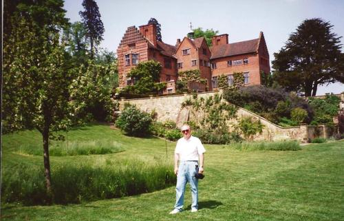 Chartwell and Ed 1992
